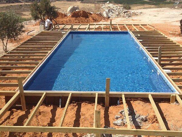מאמר- בניית בריכת שחייה